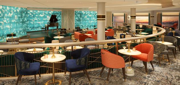 Crystal Endeavor Crystal Cove Lounge