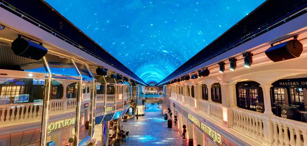 MSC Virtuosa Galleria Promenade