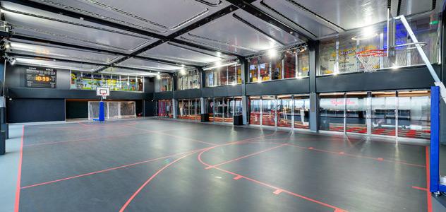 MSC Virtuosa Sportplex