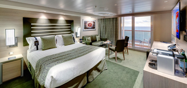 MSC Virtuosa Yacht Club Deluxe Suite