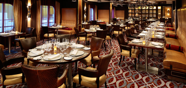 Odyssey of the Seas Chops Grille