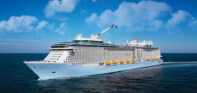 Odyssey of the Seas Exterior