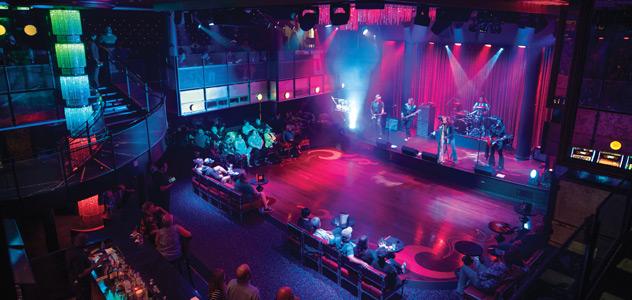 Odyssey of the Seas Music Hall