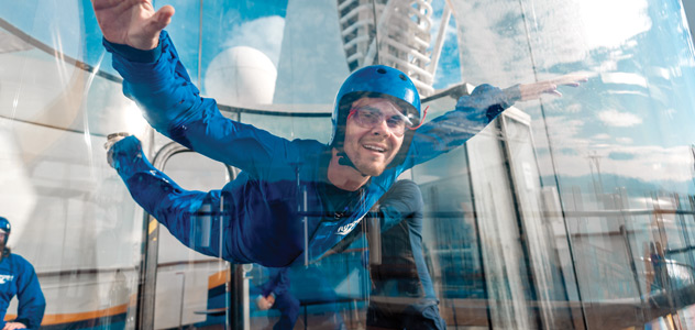 Odyssey of the Seas RipCord by iFLY