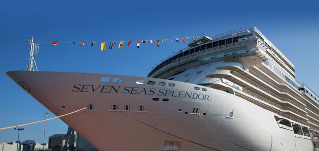 Seven Seas Splendor Exterior
