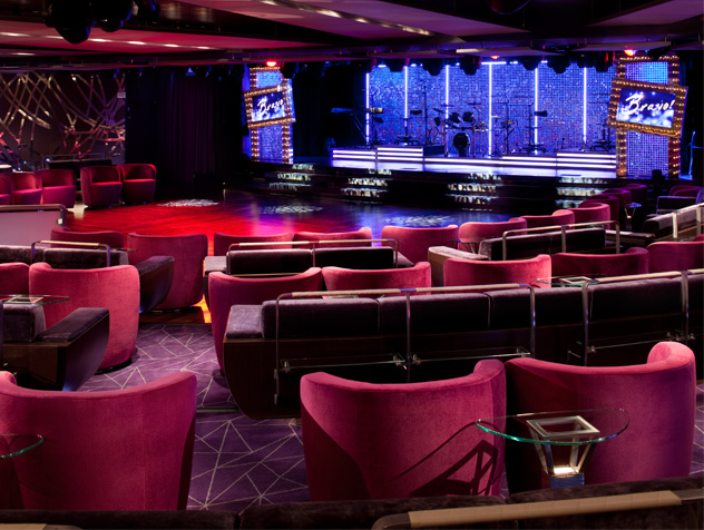 Seabourn Theater