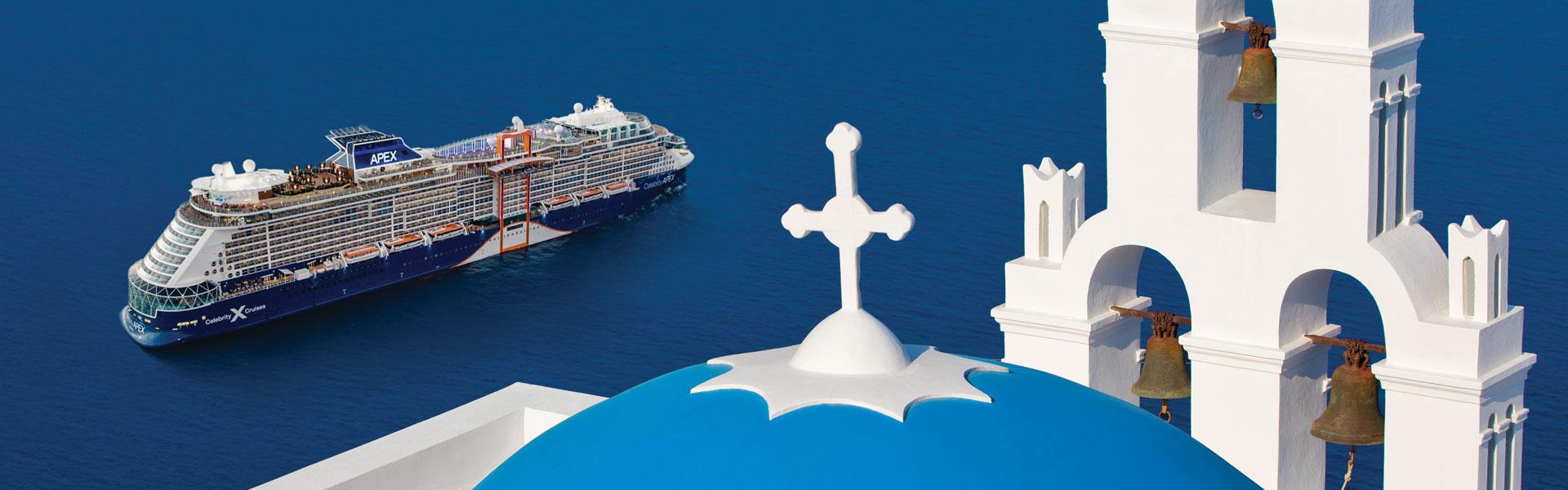 Celebrity Cruises resume in Greece
