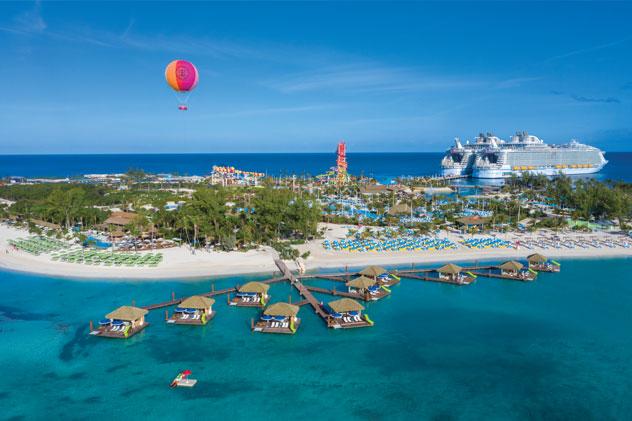 Royal Caribbean's Perfect Day at CocoCay Island