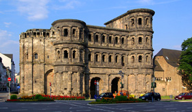 Roman Gate of Trier, Germany