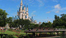 Disneyworld Magic Kingdom