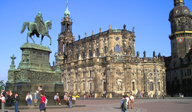 Old Town Dresden, Germany