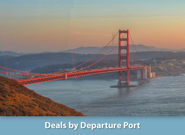 Cruise Deals by Departure Port
