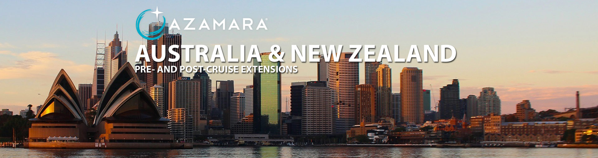Azamara Australia Land Programs