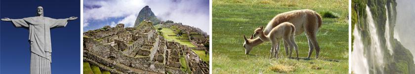 Preview of South American Azamara Destinations