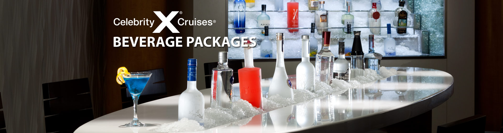 Celebrity Cruises Drink Packages