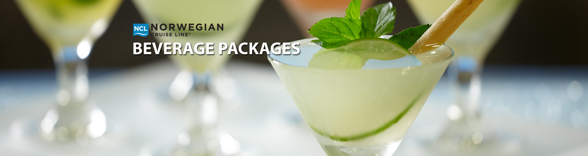 Norwegian Cruise Line Drink Packages