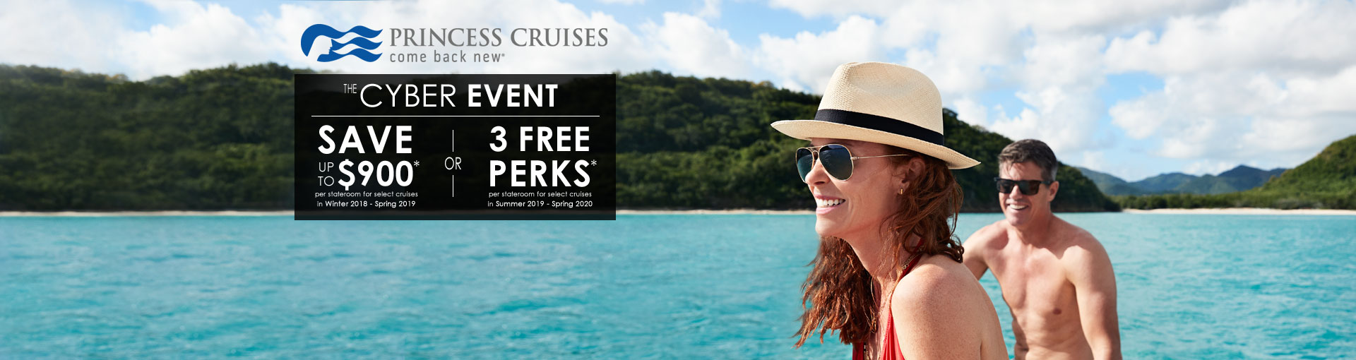 Princess Cruises - Cyber Event Cruise Sale