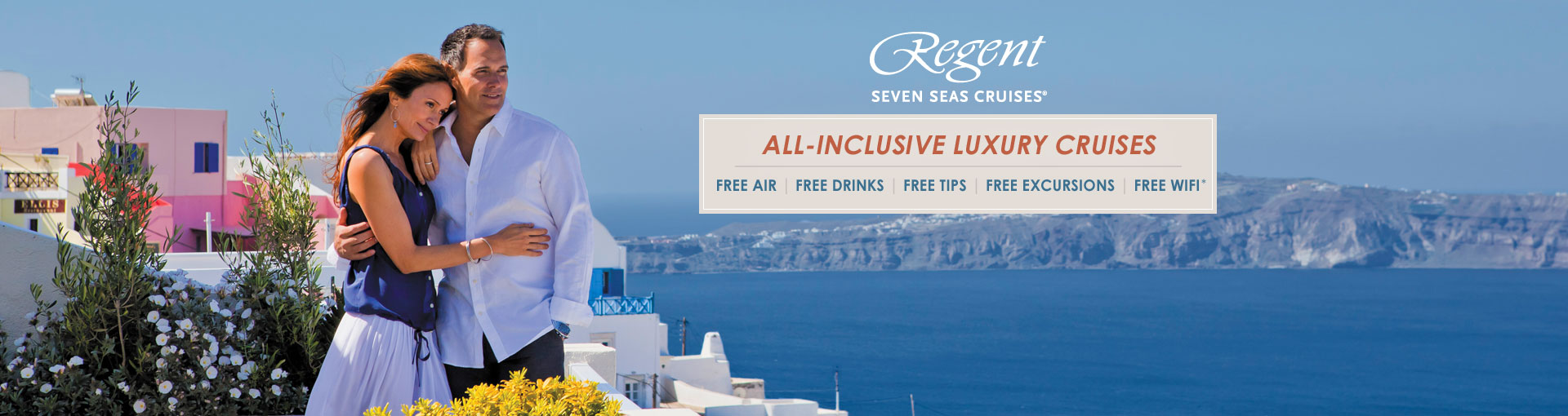 Regent Seven Seas Cruises - All-inclusive Luxury Cruising