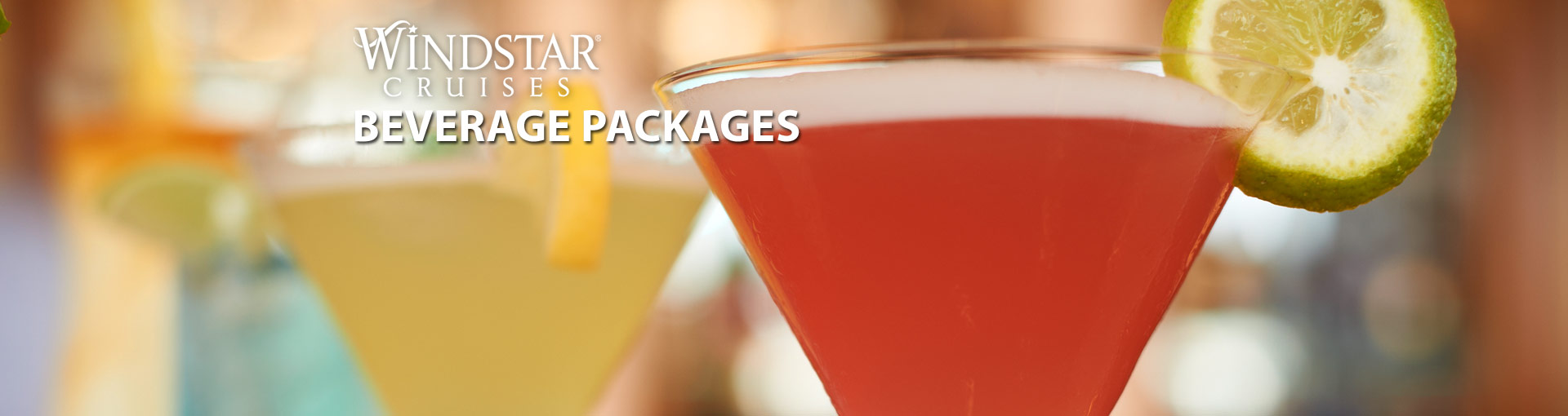 Windstar Cruises Drink Packages