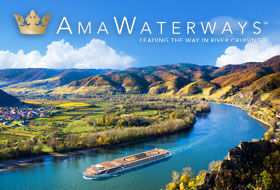 AmaWaterways River Cruise - Courtesy of AmaWaterways