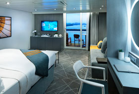 Celebrity Summit - Courtesy of Celebrity Cruises