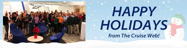 Happy Holidays from The Cruise Web