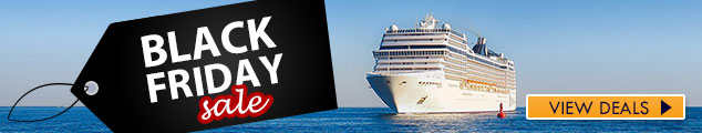 Black Friday Cruise Deals from The Cruise Web
