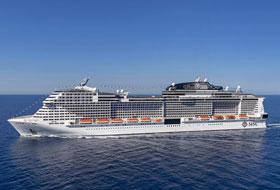 MSC Bellissima - Courtesy of MSC Cruises