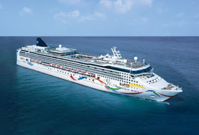 Norwegian Dawn - Courtesy of Norwegian Cruise Line