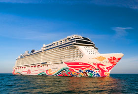 Norwegian Joy - Courtesy of Norwegian Cruise Line
