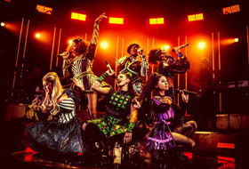 SIX: The Musical, courtesy of Norwegian Cruise Line