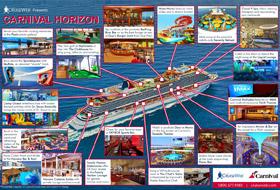 Carnival Horizon Infographic