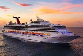 Carnival Sunshine - Courtesy of Carnival Cruise Lines