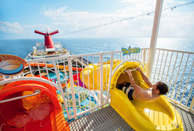 - Courtesy of Carnival Cruise Lines