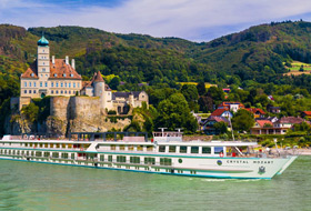 Crystal Mozart - Courtesy of Crystal Cruises