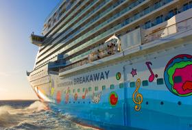 Norwegian Breakaway - Courtesy of Norwegian Cruise Line