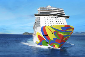 Norwegian Encore - Courtesy of Norwegian Cruise Line