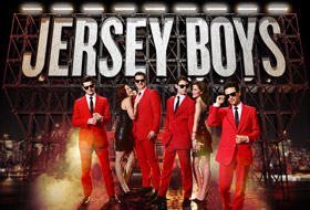 Jersey Boys - Courtesy of Norwegian Cruise Line