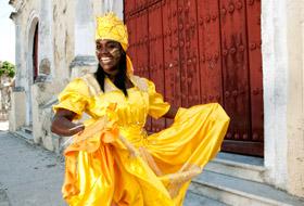 Cuban Dancer - Courtesy of Royal Caribbean