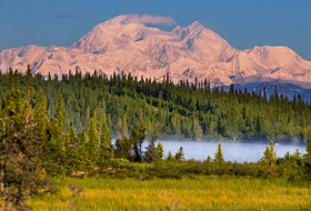 Denali - Courtesy of Seabourn Cruise Line