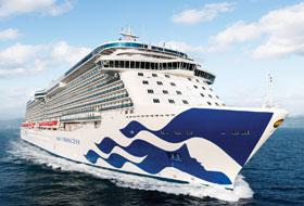 Sky Princess - Courtesy of Princess Cruises