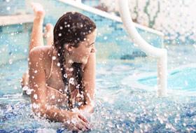 Kid Splashing - Courtesy of Princess Cruises