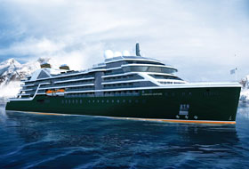 Seabourn Venture - Courtesy of Seabourn Cruise Line
