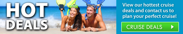 Cruise Deals from The Cruise Web