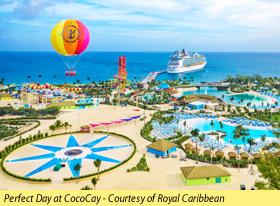 Perfect Day at CocoCay - Courtesy of Royal Caribbean