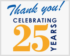 Thank You for 25 Years - The Cruise Web