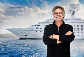 Steven Raichlen - Courtesy of Windstar Cruises