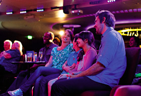 Carnival Comedy Show, Courtesy of Carnival Cruise Line