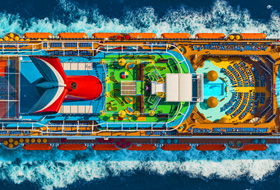 Carnival Vista - Courtesy of Carnival Cruise Lines