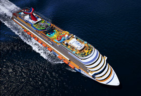 Carnival Vista, Courtesy of Carnival Cruise Lines